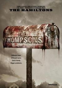 The Thompsons (2012) plakat