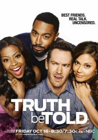 Truth Be Told (2015) plakat