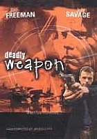 Deadly Weapon (1994) plakat