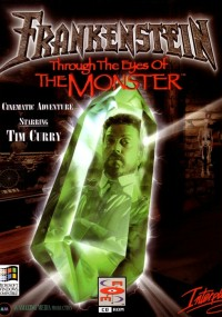 Frankenstein: Through the Eyes of the Monster (1995) plakat