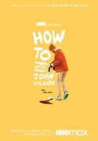 Dobre rady Johna Wilsona (2020) plakat