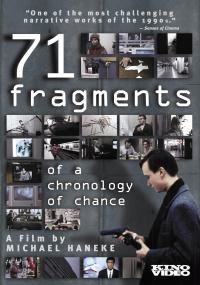 71 fragmentów (1994) plakat