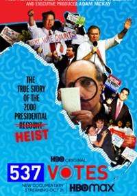 537 głosów (2020) plakat