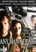plakat - Śmierć w Afryce (1990)