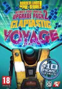 Borderlands: The Pre-Sequel! Claptastic Voyage (2015) plakat