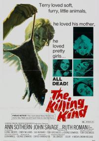 Charakter zabójcy (1973) plakat