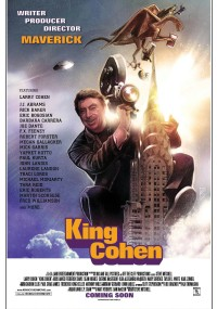 King Cohen: The Wild World of Filmmaker Larry Cohen (2017) plakat
