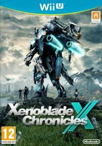 Xenoblade Chronicles X (2015) plakat
