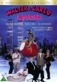 Walter & Carlo i Amerika (1989) plakat
