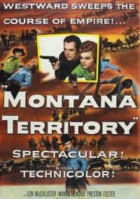 Montana Territory (1952) plakat
