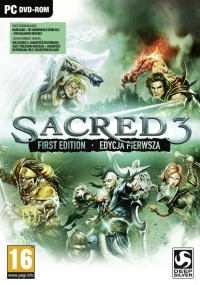 Sacred 3 (2014) plakat