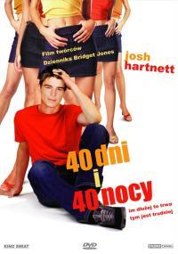 40 dni i 40 nocy (2002) plakat
