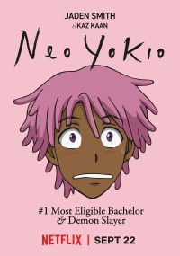 Neo Yokio (2017) plakat