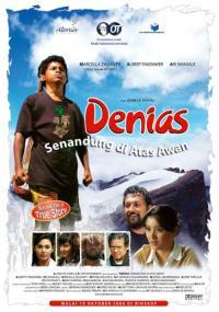 Denias, Senandung di atas awan (2006) plakat