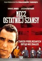 plakat - Mecz ostatniej szansy (2001)