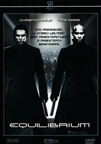 Equilibrium (2002) plakat