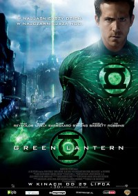 Green Lantern (2011) plakat