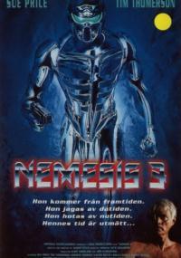 Nemesis 3: Pętla czasu (1996) plakat