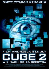 Cube 2 (2002) plakat