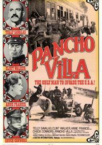 Pancho Villa (1972) plakat