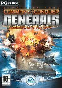 Command & Conquer: Generals Zero Hour (2003) plakat