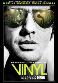 Vinyl (2016) plakat