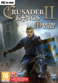 Crusader Kings II: Mroczne wieki (2012) plakat