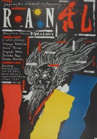Ran (1985) plakat