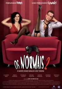 Os Normais 2 - A Noite Mais Maluca de Todas (2009) plakat