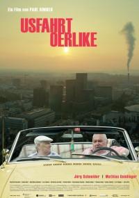Usfahrt Oerlike (2015) plakat