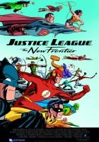 plakat - Liga sprawiedliwych: Nowa granica (2008)
