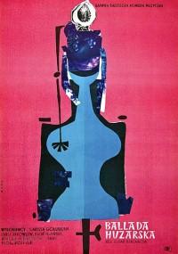 Ballada huzarska (1962) plakat