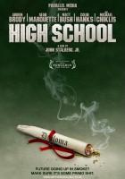 plakat - Szkoła na haju (2010)