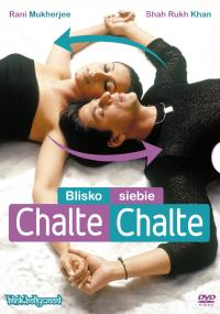 Chalte Chalte - Blisko siebie (2003) plakat