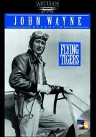 plakat - Latające tygrysy (1942)