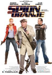 Spion van Oranje (2009) plakat