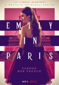Emily w Paryżu (2020) plakat