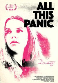 Cała ta panika (2016) plakat