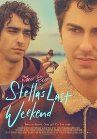 Stella's Last Weekend (2018) plakat