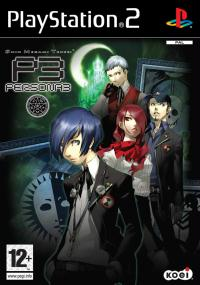 Shin Megami Tensei: Persona 3 (2006) plakat