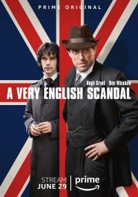 Skandal w angielskim stylu (2018) plakat