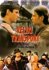 Veliki transport (1983) plakat