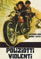 Poliziotti violenti (1976) plakat