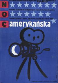 Noc amerykańska (1973) plakat