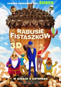 Rabusie fistaszków (2015) plakat