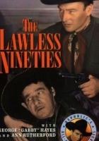 The Lawless Nineties (1936) plakat