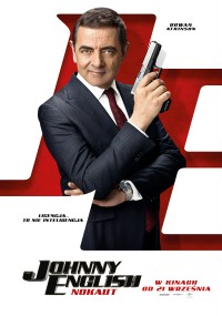 Johnny English: Nokaut (2018) plakat