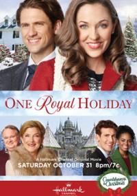 One Royal Holiday (2020) plakat
