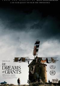 Don Gilliam i olbrzymy (2019) plakat