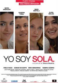 Yo soy sola (2008) plakat